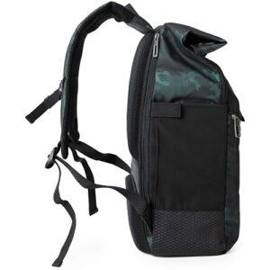 asas de una mochila