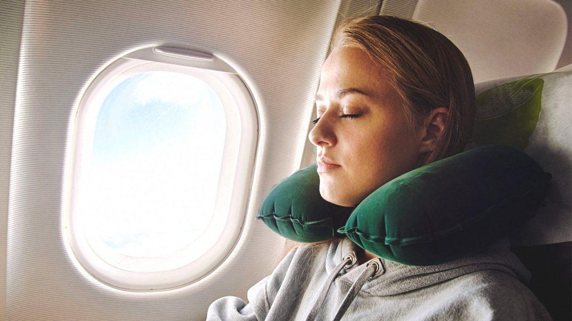 Las mejores almohadas de viaje