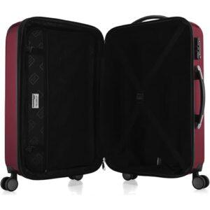 distribución maleta rígida Alex