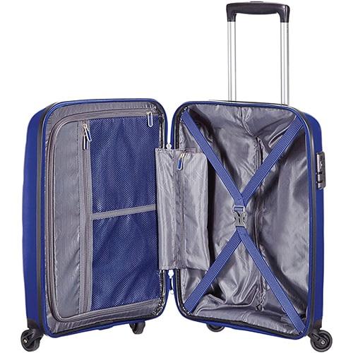 interior de la maleta Bon Air American Tourister