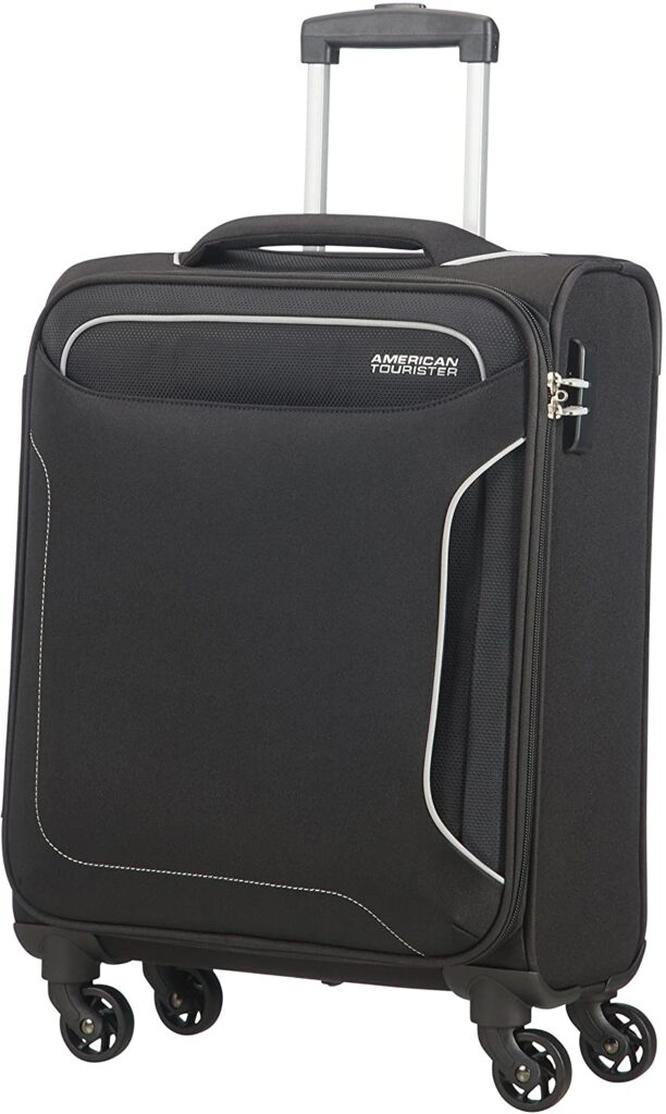 maleta Holiday Heat American Tourister negra