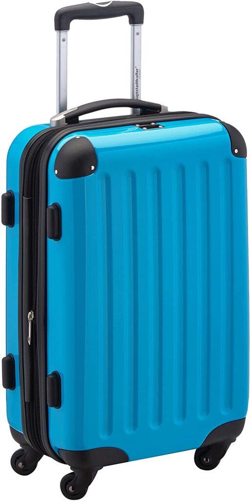 maleta alex Hauptstadtkoffer azul