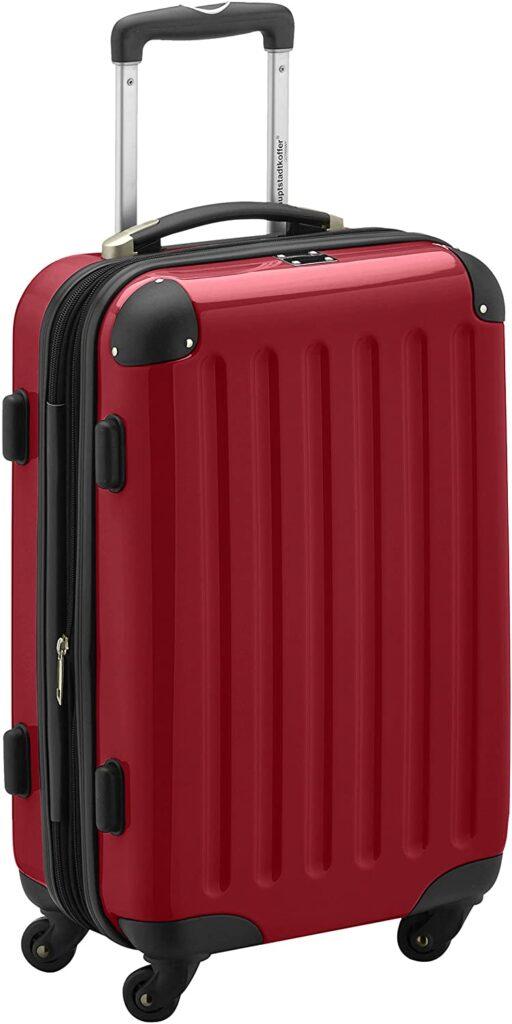maleta alex Hauptstadtkoffer roja
