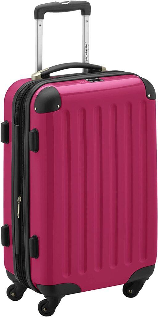 maleta alex Hauptstadtkoffer rosa
