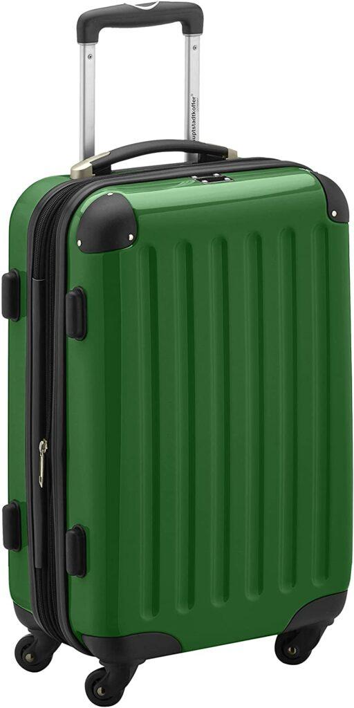 maleta alex Hauptstadtkoffer verde