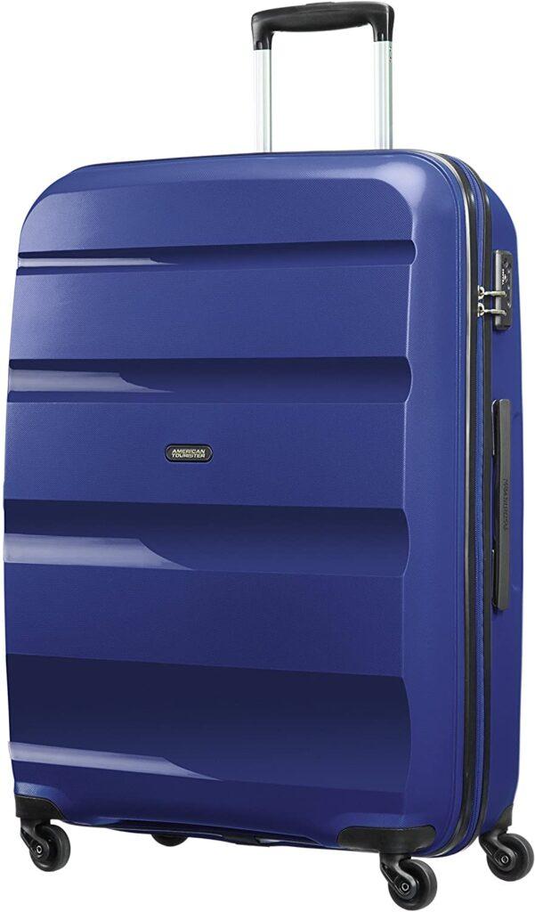 maleta de mano Bon Air de American Tourister azul