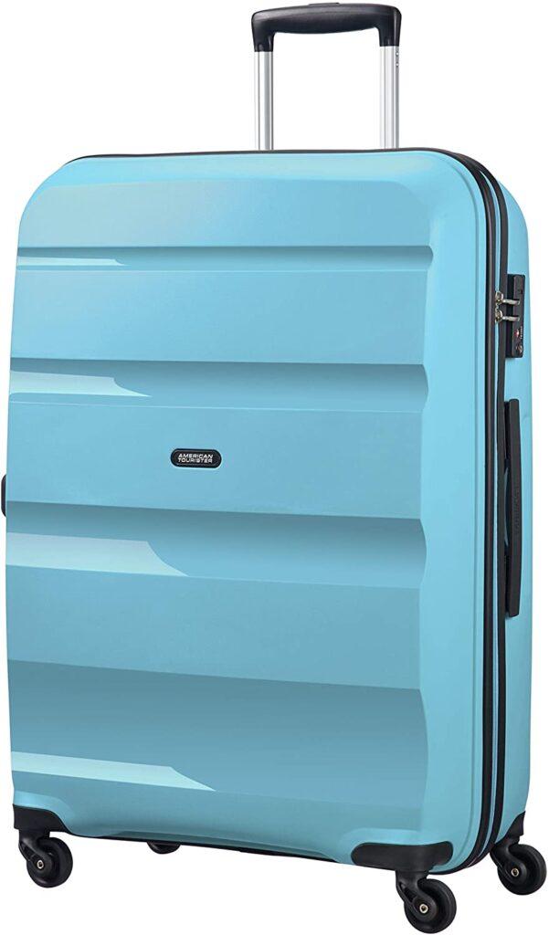 maleta Bon Air American Tourister azul celeste