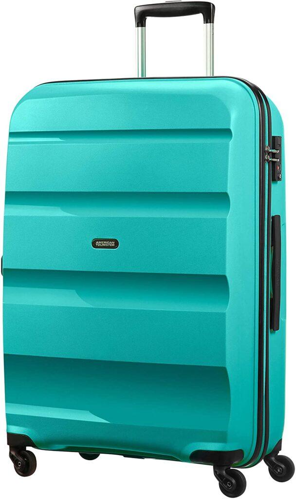 maleta Bon Air American Tourister verde claro
