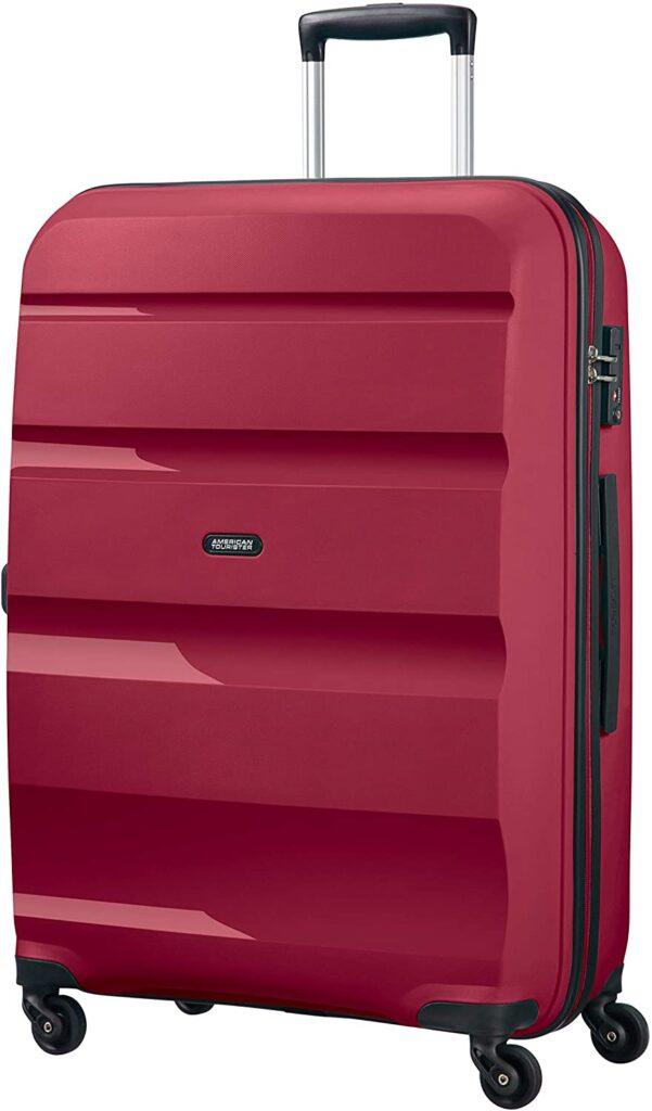 maleta Bon Air American Tourister roja