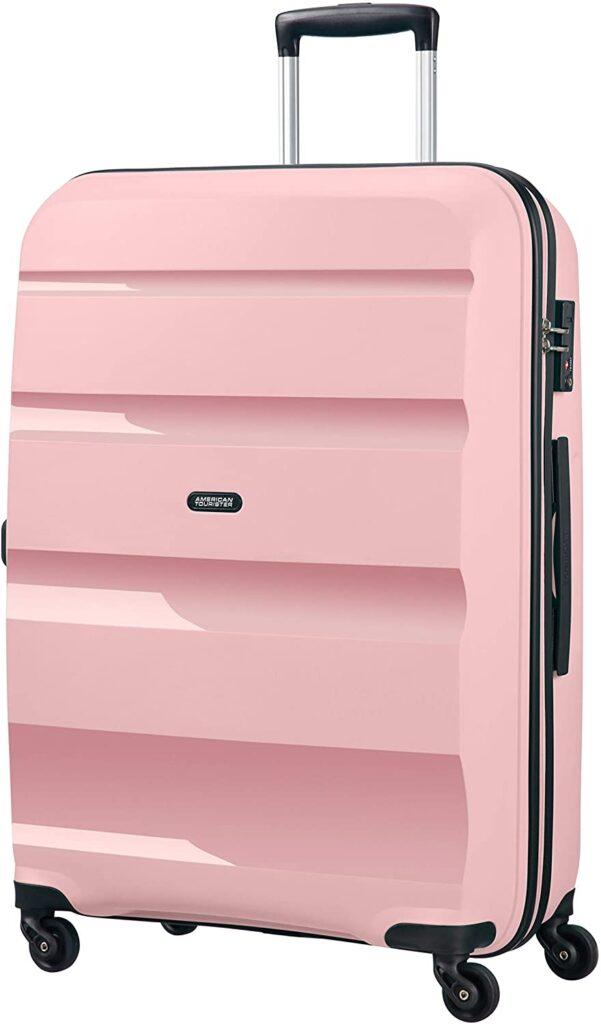 maleta Bon Air American Tourister rosa