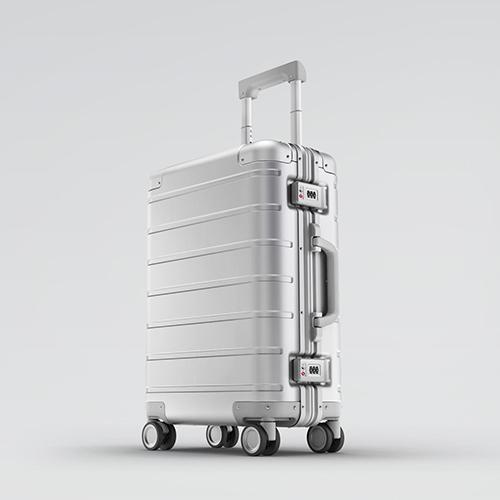 equipaje de mano rígido
