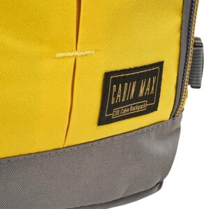 costuras reforzadas  de la mochila Cabin Max