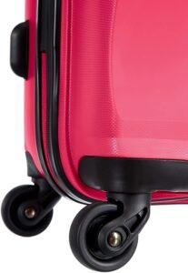 ruedas de una maleta