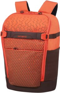 mochila Hexa Packs Samsonite naranja