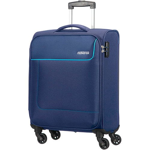 maleta Funshine azul marino