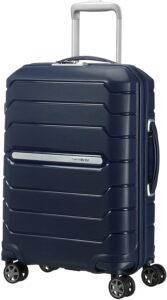 maleta Flux Samsonite azul