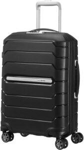 maleta Flux Samsonite negra