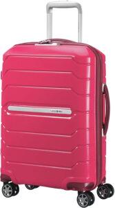 maleta Flux Samsonite rosa