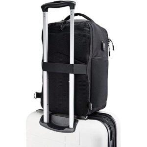 soporte de mochila para maleta