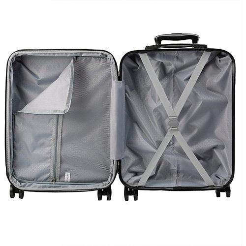 interior maleta velocity