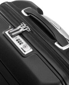 candado de seguridad de maleta de mano