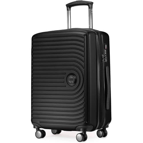 maleta Mitte negra