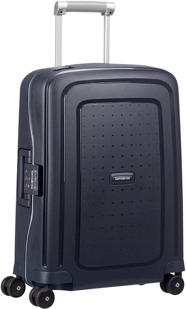 maleta S'Cure de Samsonite azul Navy