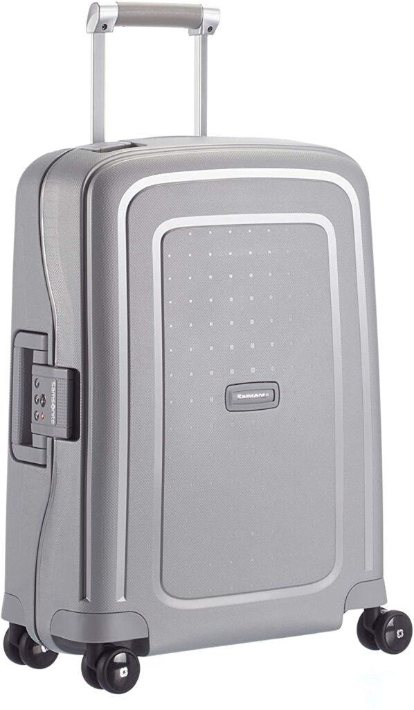 maleta Samsonite S'Cure gris