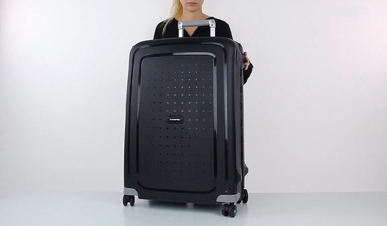 maleta de mano Samsonite S'Cure
