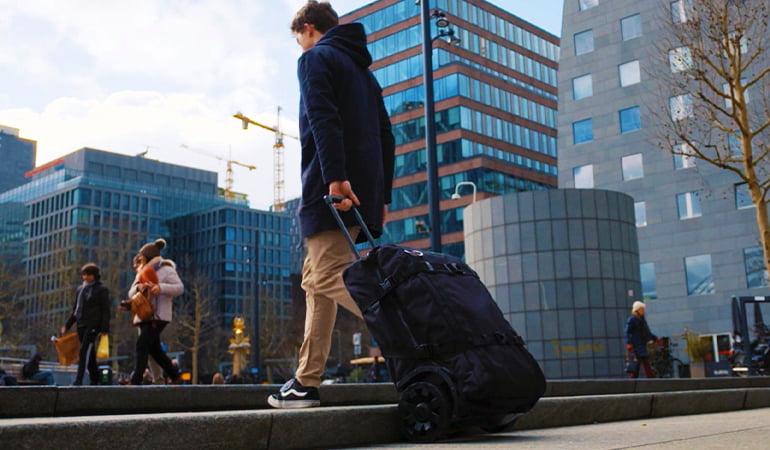 mejores bolsas de viaje con ruedas baratas
