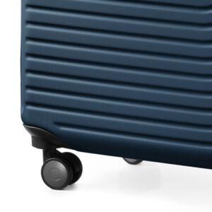ruedas de la maleta Mitte de Hauptstadtkoffer