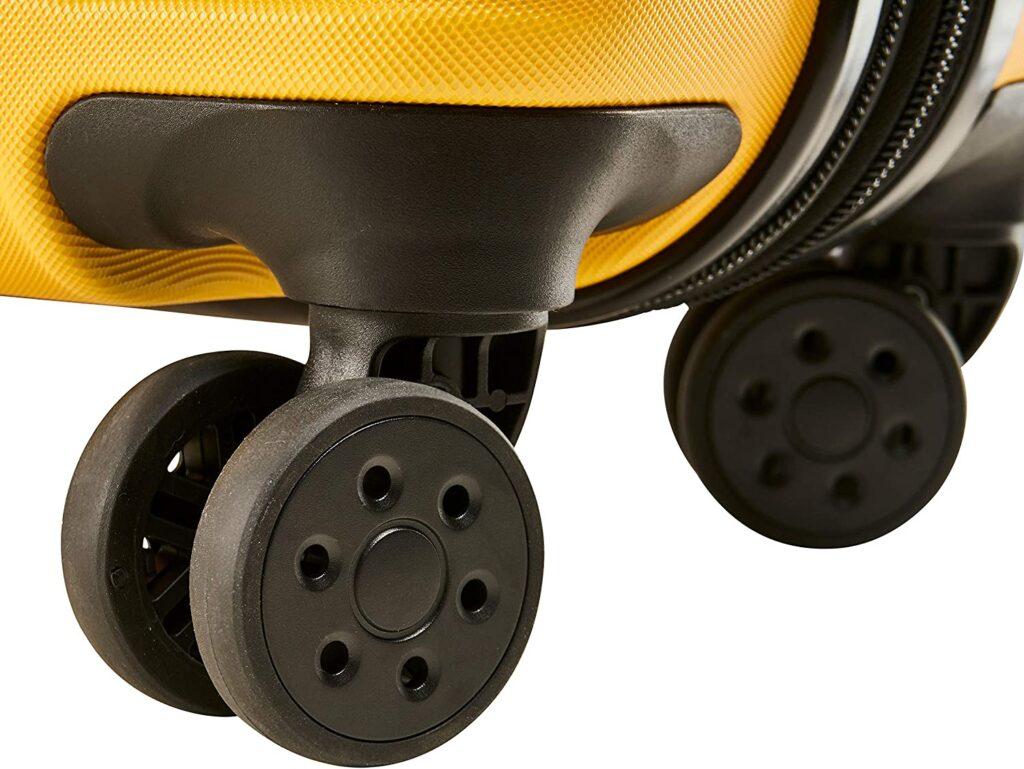 ruedas de la Velocity Cabin Max