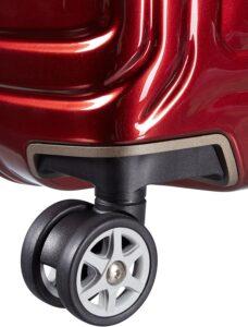 ruedas  de la maleta neopulse de samsonite