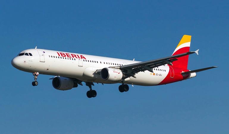 equipaje de mano de Iberia