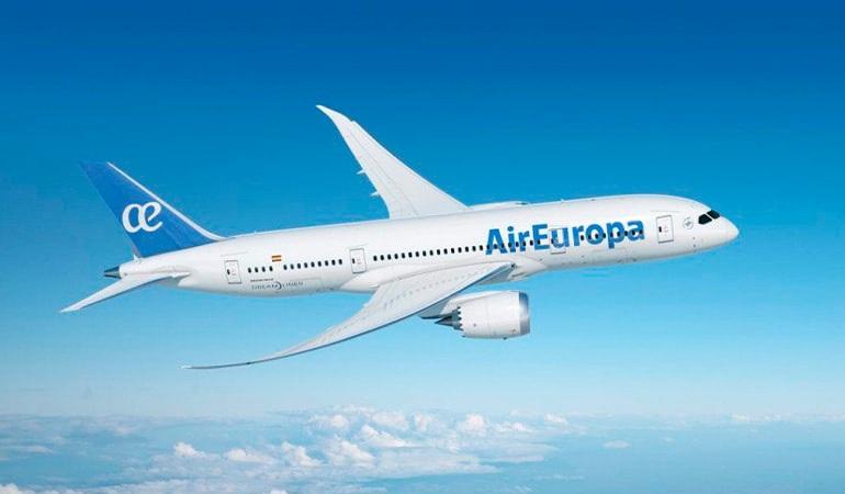 equipaje de mano de air europa