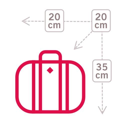 equipaje de mano Volotea
