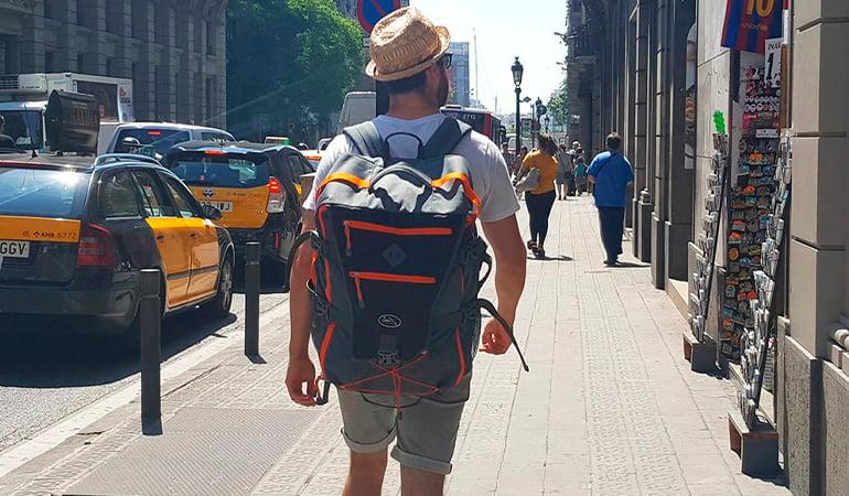 mochila equator de Cabin Max