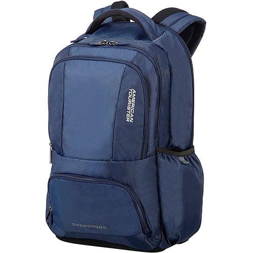 mochila urban groove azul