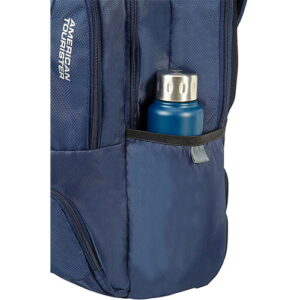 bolsillo para botella en una mochila