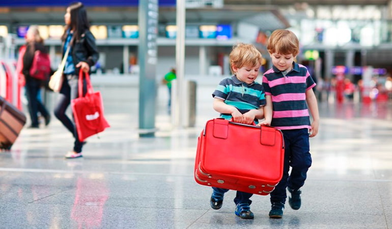 comparativo de maletas infantiles