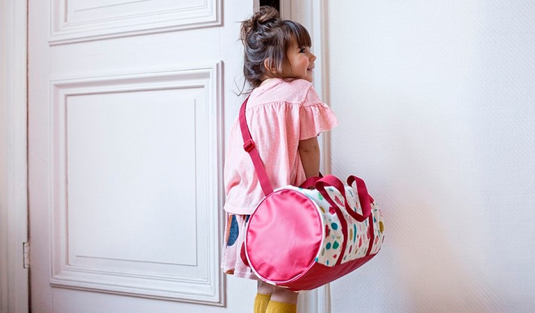 comprar bolsa de viaje infantil