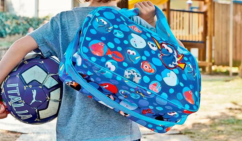 mejor bolsa de viaje infantil