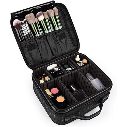 organizador de maleta para maquillaje