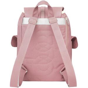 asas de una mochila rosa