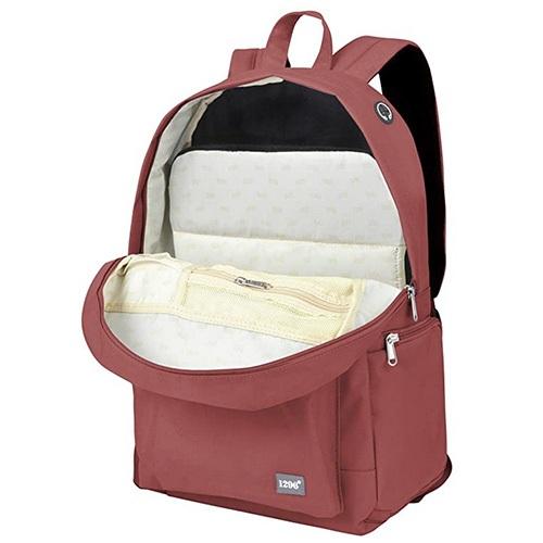 compartimentos de una mochila