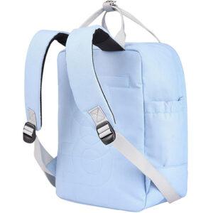 asas acolchadas de una mochila